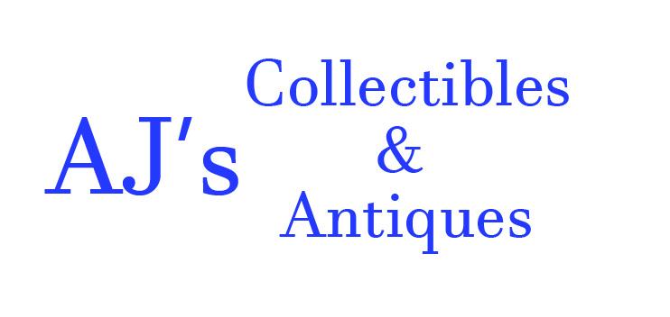 AJ's Collectibles & Antiques (WE SHIP) | Auction Ninja