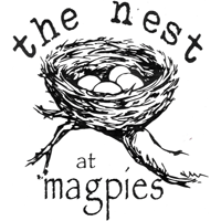 Magpies  - The Nest Antiques