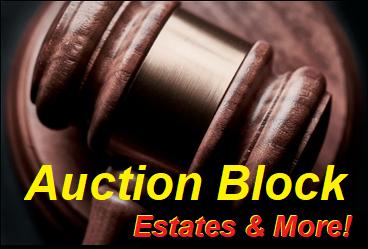 Auction Block (We Ship)   Auction Ninja