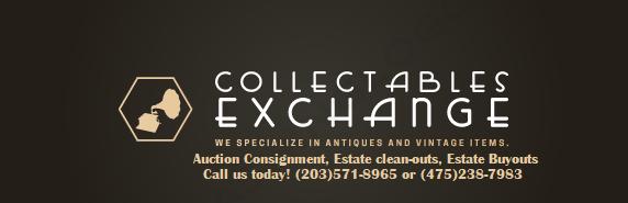 Collectibles Exchange Enterprise   Auction Ninja