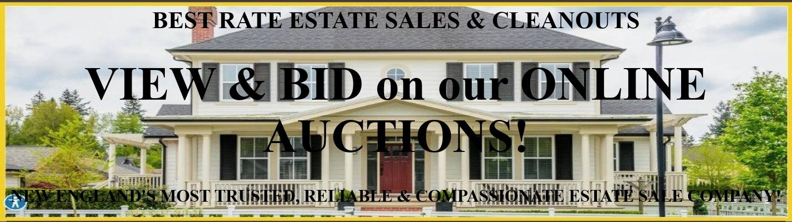 Best Rate Estate Sales & Cleanouts   Auction Ninja