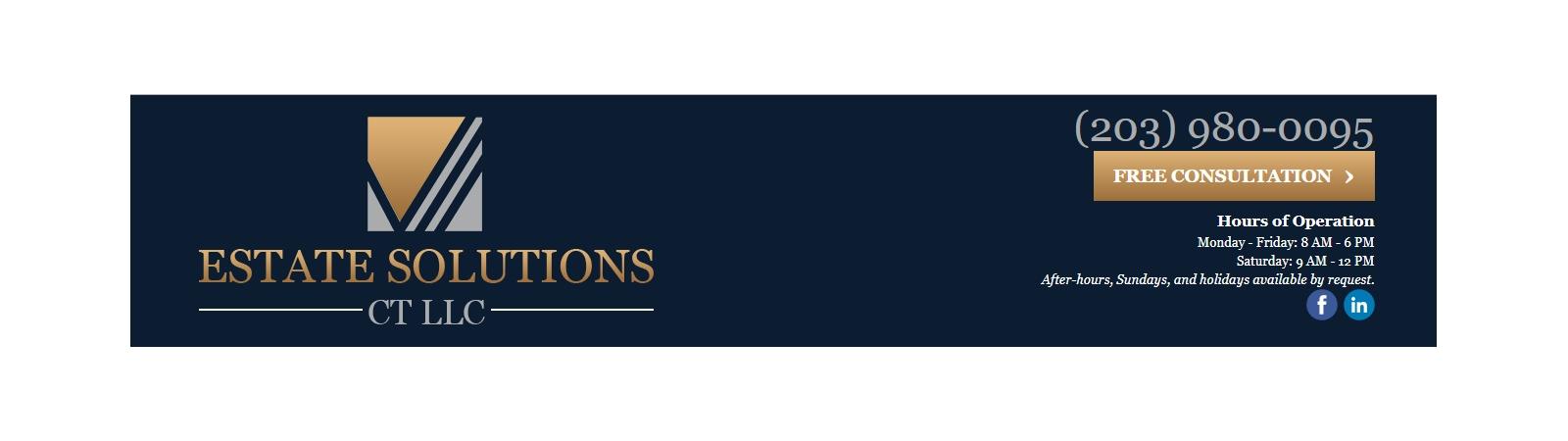 Estate Solutions CT, LLC   Auction Ninja