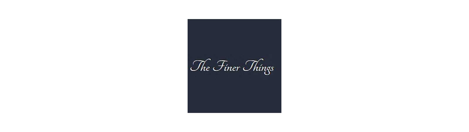 The Finer Things   Auction Ninja