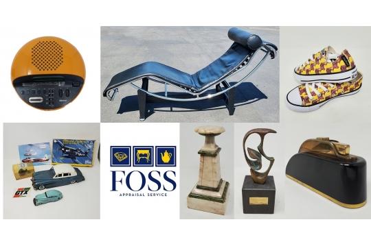 Foss Appraisal Service   Auction Ninja