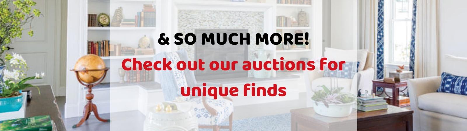 Let It Go Tag Sales   Auction Ninja