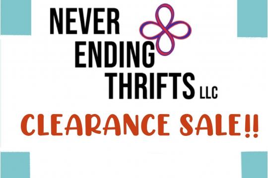 Never Ending Thrifts LLC | Auction Ninja