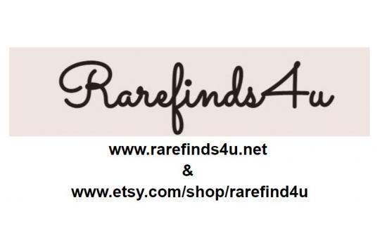 Rarefinds4u   Auction Ninja