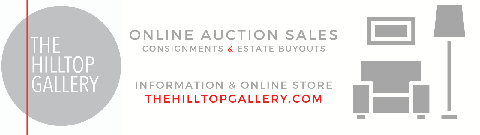 The Hilltop Gallery | Auction Ninja