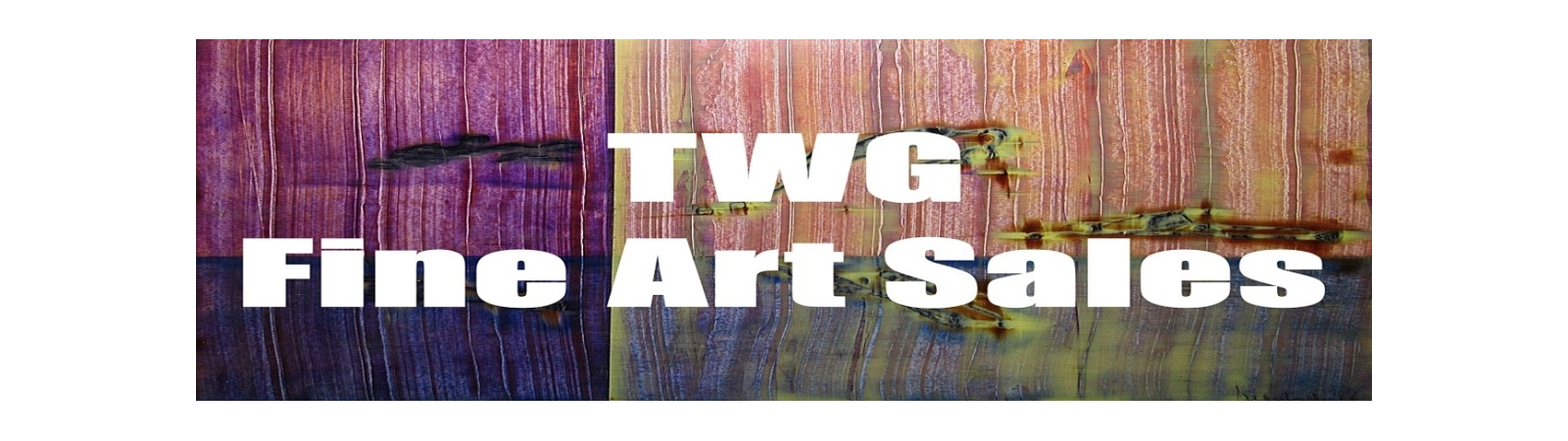 TWG Fine Art Sales | Auction Ninja
