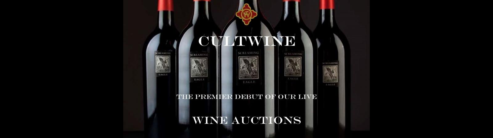 CultWine   Auction Ninja