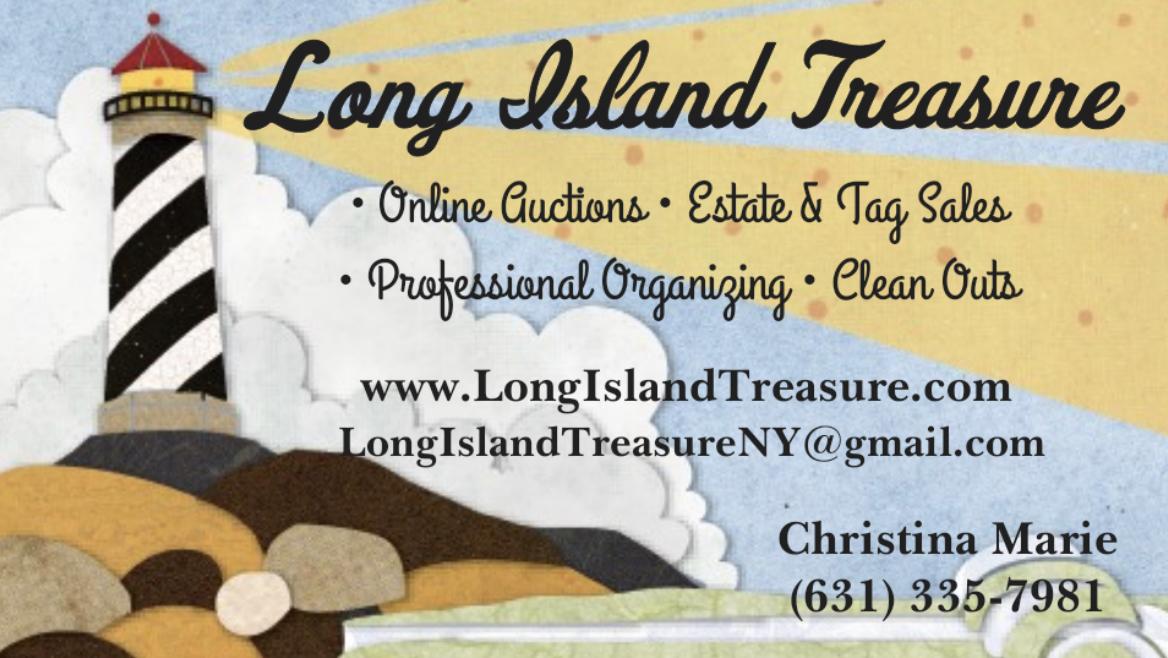 Long Island Treasure | Auction Ninja