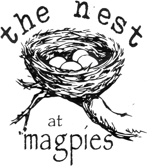 Magpies  - The Nest Antiques | Auction Ninja