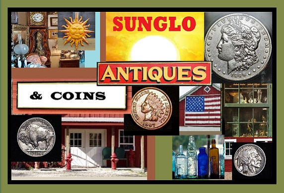 Sunglo Antiques & Coins (We Ship!) | Auction Ninja